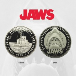 JAWS - Limited Edition Collection Coin 182765  Munten