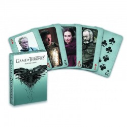 GAME OF THRONES - Playing Cards 2nd Edition 182911  Nieuwe imports