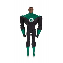 JUSTICE LEAGUE ANIMATED SERIES - Green Lantern John S. - Figure 14cm 182989  Justice League
