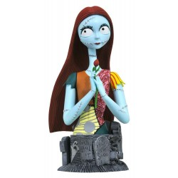 NIGHTMARE BEFORE CHRISTMAS - Sally Bust - 15cm 'Limited Edit' 169635  Nieuwe imports