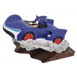 SONIC - Gallery Diorama - Sonic Racers - Statue 25cm 177449  Nieuwe imports
