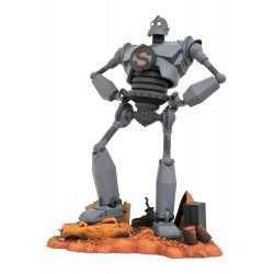 THE IRON GIANT - Gallery Statue Superman - 25cm 179942  Nieuwe imports