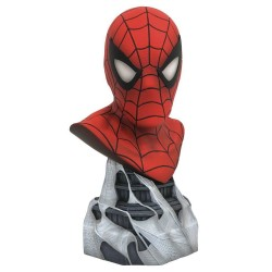 MARVEL - Comics Legends in 3D Bust Spider-Man - 25cm 179948  Spiderman