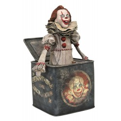 IT CHAPTER 2 - Gallery Diorama Pennywise - 23cm 179949  Figurines