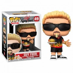ICONS - Funko Pop N° 49 - Guy Fieri