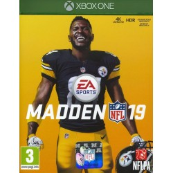 Madden NFL 19 (UK Only) - Xbox One 167040  Xbox One