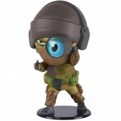 SIX COLLECTION Serie 4 - Figurine Glaz Chibi (Officielle Ubisoft) 183266  Nieuwe imports