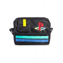 PLAYSTATION - Retro Logo - Messenger Bag