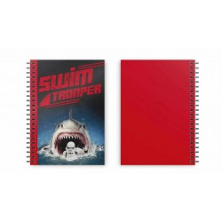 STAR WARS - Swim Trooper - A5 Spiral Notebook 183392  Notitie Boeken