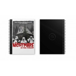 STAR WARS - Nightmare in the Forest - A5 Spiral Notebook 183396  Notitie Boeken
