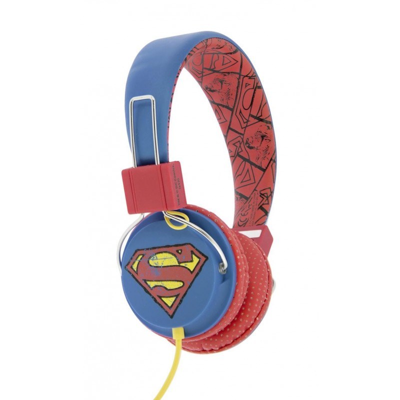 DC COMICS - HeadPhones OTL Kids 85db - Vintage Superman 171132  Muziek Headsets - Oortjes
