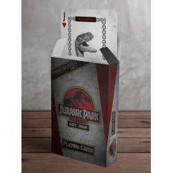 JURASSIC PARK - Exclusive Playing Cards 183482  Andere