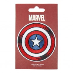 MARVEL - Captain America - Iron-on Patch 183328  Kleding Patches