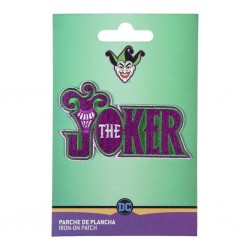 DC COMICS - Joker - Iron-on Patch 183333  Kleding Patches