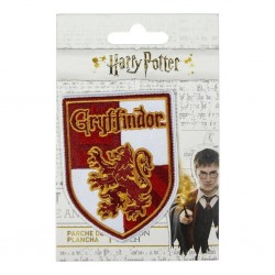 HARRY POTTER - Gryffindor - Iron-on Patch 183349  Kleding Patches
