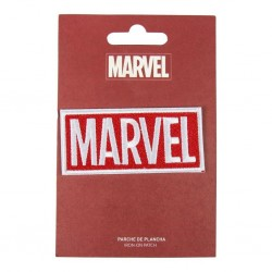 MARVEL - Logo - Iron-on Patch 183372  Kleding Patches