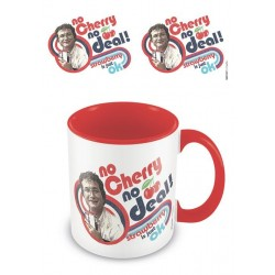 STRANGER THINGS - No Cherry No Deal! - Coloured Inner Mug 315ml