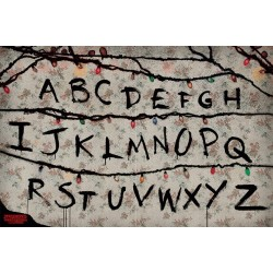 STRANGER THINGS - Letters - Poster 61x91cm 183547  Posters