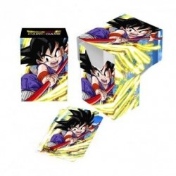 DRAGON BALL - Deck Box - Explosive Spirit Son Goku