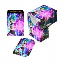 DRAGON BALL - Deck Box - God Charge Vegeta