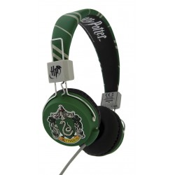 HARRY POTTER - HeadPhones OTL Kids 85db - Slytherin Crest 171130  Muziek Headsets - Oortjes
