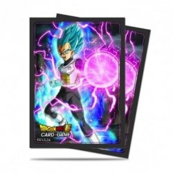 DRAGON BALL - Card Protector 65pcs - God Charge Vegeta 167000  Dragon Ball