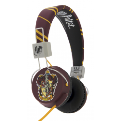 HARRY POTTER - HeadPhones OTL Kids 85db - Gryffindor Crest 171129  Muziek Headsets - Oortjes