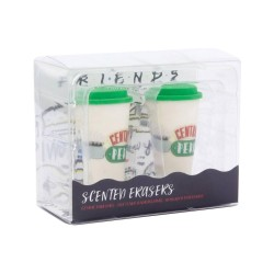 FRIENDS - Central Perk - Pack of 2 Scented Erasers