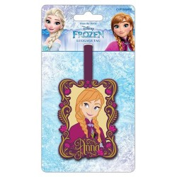 FROZEN - Anna - Lugage Tag '10x18' 183877  Bagage Labels