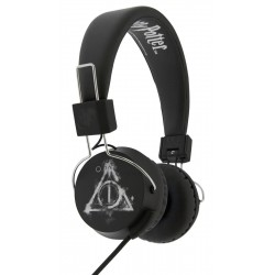 HARRY POTTER - HeadPhones OTL Kids 85db - Deathly Hallows 171128  Muziek Headsets - Oortjes