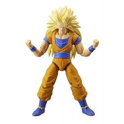 DRAGON BALL - Goku SS3 - Figure Dragon Stars 17cm Serie 10