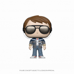 BACK TO THE FUTURE - Funko Pop N° xxx - Marty w/Glases