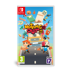 Moving Out - Nintendo Switch 184273  Nintendo Switch