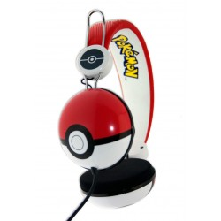 NINTENDO - HeadPhones OTL Kids 85db - Pokeball