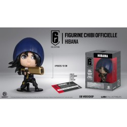 SIX COLLECTION - Figurine Hibana Chibi (Officiel Ubisoft) 166918  Six Collection