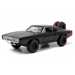 FAST & FURIOUS - 1970 Dodge Charger - 1:24 184358  Miniatuur Auto's