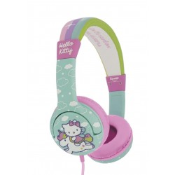 HELLO KITTY - HeadPhones OTL Kids 85db - Unicorn 171124  Muziek Headsets - Oortjes
