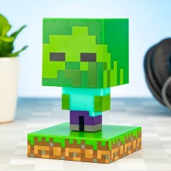 MINECRAFT - Zombie - Lamp BDP 184442  Lampen