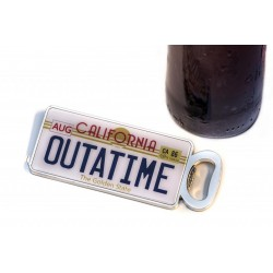 BACK TO THE FUTURE - Limited Edition Fles Opener