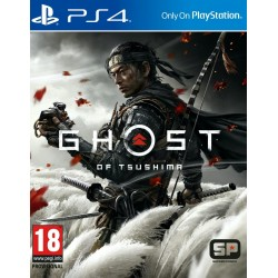 Ghost of Tsushima - Playstation 4 184504 Lobcede Playstation 4