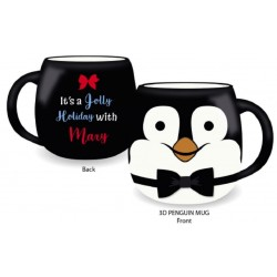 MARY POPPINS - Mug Shaped - Penguin 166890  Drinkbekers - Mugs