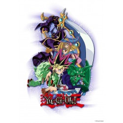 YU-GI-OH! - Creatures - Art Print Collector '42x30' 184615  Posters