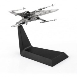 STAR WARS - X-Wing - Pewter Figure on Stand 184703  Figurines