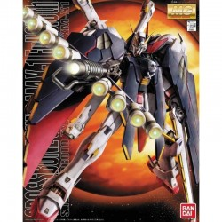 GUNDAM - MG 1/100 Crossbone Full Cloth Gundam - Model Kit