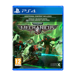 Warhammer 40K - Mechanicus - Playstation 4 184998  Playstation 4