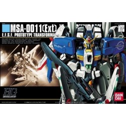 GUNDAM - HGUC MSA-0011 (Ext) Ex-S Gundam 1/144 - Model Kit