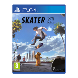 Skater XL - Playstation 4 185145  Playstation 4