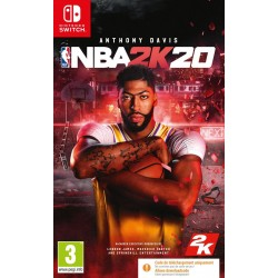 NBA 2K20 (Code in Box) - Nintendo Switch 185161  Nintendo Switch