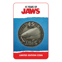 JAWS - 45th Anniversary - Limited Edition Collection Munt