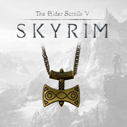 SKYRIM - Amulet of Talos - Limited Edition Necklace